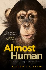 Almost Human: A Biography of Julius the Chimpanzee by Alfred Fidjestøl (trans., Becky L. Crook).