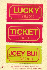 Lucky Ticket by Joey Bui.