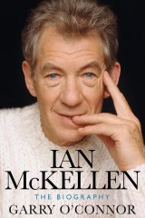 Ian McKellen by Gary O'Connor.