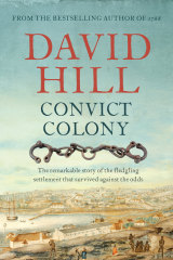 Convict Colony by David Hill.