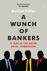 A Wunch of Bankers by Daniel Ziffer.