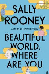 Sally Rooney's new novel out in September.