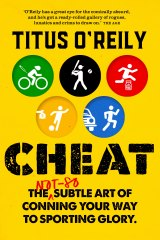<i>Cheat</i> by Titus O'Reily