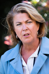 NSW Minister for Water, Melinda Pavey.