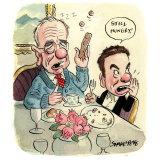 Rupert and Lachlan Murdoch.