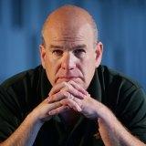 Screenwriter David Simon.