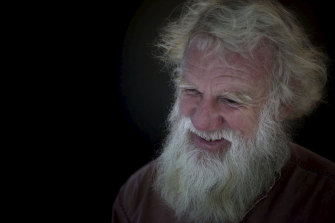 Bruce Pascoe says if you are a real writer you should be writing every day.