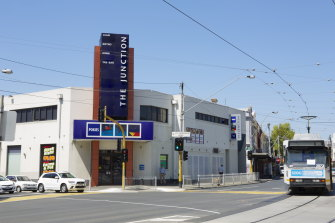 The Junction Club in Moonee Ponds is back on the market.