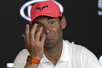 Rafael Nadal called for one big teams event in place of the two that were played at the start of this season.