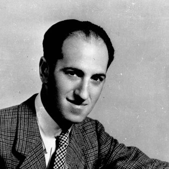 George Gershwin.
