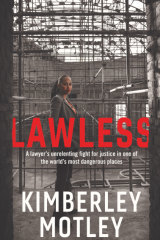 """Lawless"" by Kimberley Motley."