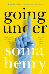 Going Under by Sonia Henry.