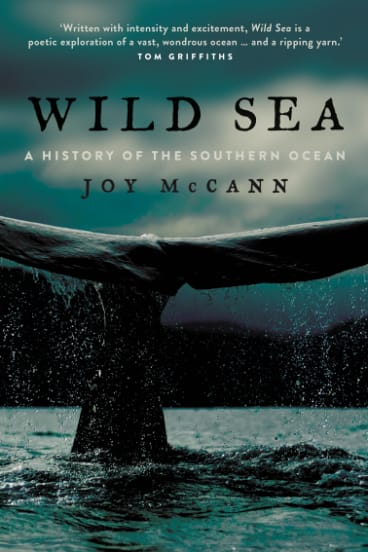Wild Sea: A History of the Southern Ocean, by Joy McCann, New South Publishing, $32.99.