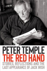 <i>The Red Hand</i> includes Temple's unfinished Jack Irish novel.