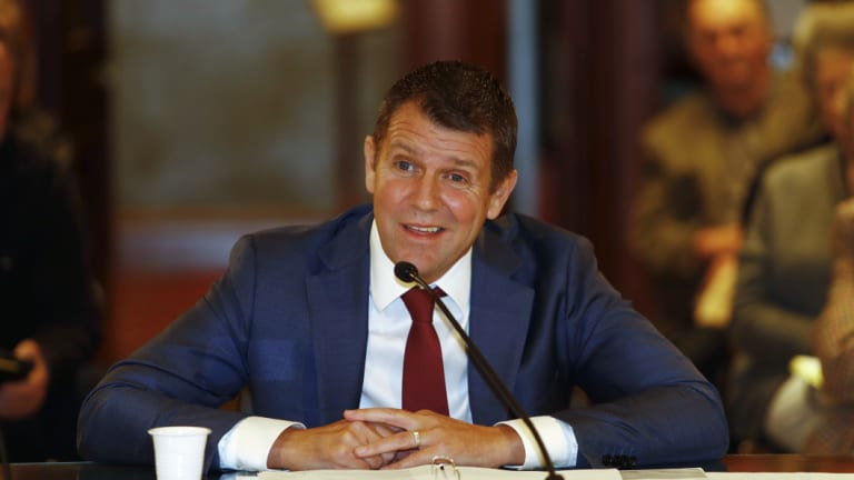 Mike Baird is taking on the high-profile role of running consumer banking.