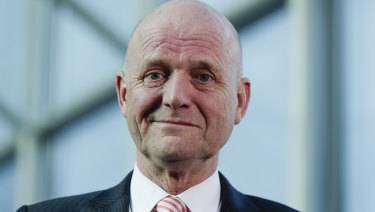 Senator David Leyonhjelm's comments contribute to a bumper crop of misogyny.