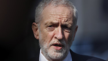 Labour leader Jeremy Corbyn wants to form a unity government.