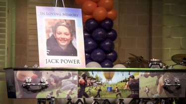 Jack Power's family remembered the young boy as someone who helped others.