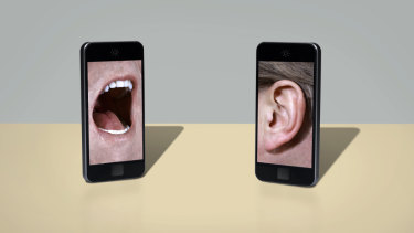 Even when we're not making a phone call, our smartphones might still be all ears.