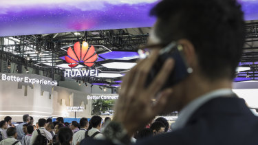 Chinese telecommunications giant Huawei funded a Chinese trip for five MPs in 2015 and gave Transport Minister Rita Saffioti and Education Minister Sue Ellery mobile phones.