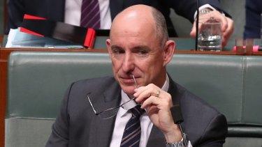 Liberals MP Stuart Robert has been cleared.