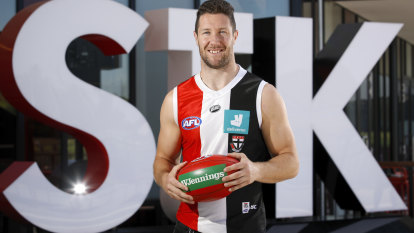 Saints' Frawley legacy helps bring James out of retirement