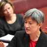 Penny Wong says Australia must not be a spectator in US-China contest