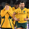 'It really hurts': Pain of Bledisloe defeat won't dim World Cup hopes, says Genia