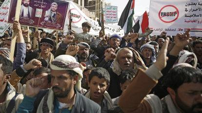 UN says airstrikes kill dozens of civilians in Yemen