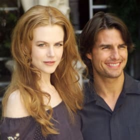 Nicole Kidman says Tom Cruise kept her 'from being sexually harassed'