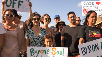 Traditional owners reject Netflix 'donation' offer over Byron Baes