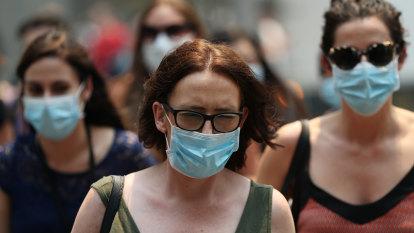 Docks halt, electrical workers stop work as Sydney's pollution worsens