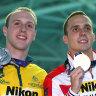 Matthew Wilson of Australia and Anton Chupkov of Russia.