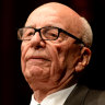 Rupert Murdoch gives up bonus as News Corp writes down value of Foxtel