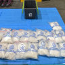 'Ice' epidemic: amount of illegal stimulants seized in NSW more than doubles in a year
