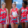 NSW Swifts pay tribute to golden years with new uniforms