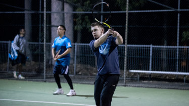 Adult participation in organised sports such as tennis is declining as more people turn to recreational activities such as walking and working out at the gym.