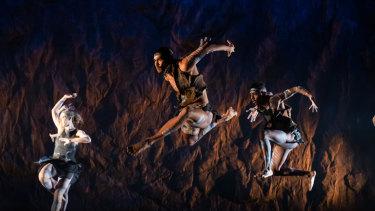Bangarra Dance Theatre's 30 Years of 65,000.