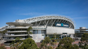 ANZ Stadium will now be refurbished and not rebuilt.