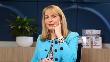 """We're delighted to have gotten to this point,"" says Starpharma boss Jackie Fairley."