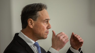 Federal Health Minister Greg Hunt's office welcomed the sector's plan.