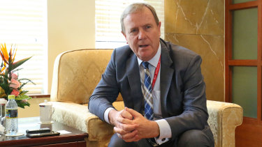 Former Treasurer Peter Costello says it's important to keep dialogue open.