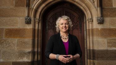 Professor of public health Julie Leask.