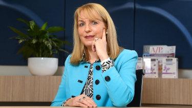 Starpharma boss Jackie Fairley.