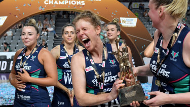 Netball will now be broadcast on Kayo Freebies.