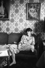 American singer Linda Ronstadt at the Sebel Town House in February, 1979.