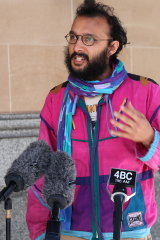 Greens councillor Jonathan Sri who has broadened issues discussed in Brisbane City Council in his term of office.