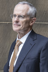 ACCC chairman Rod Sims is standing by the decision to oppose the merger.