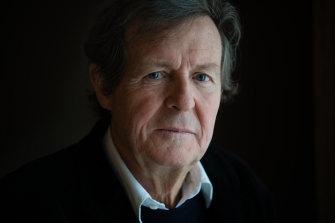 David Hare in 2015
