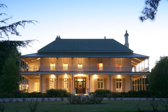 The Southern Highlands home where Nicole Kidman and her family are spending their quarantine period.